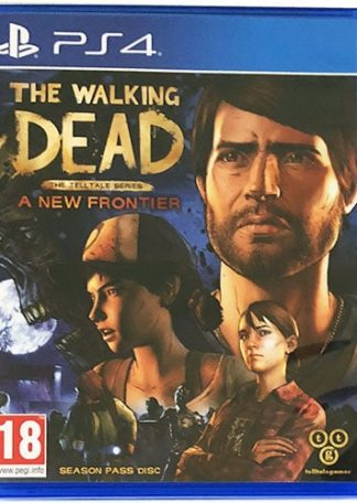 The Walking Dead A new Frontier PS4