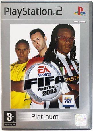 FIFA Football 2003 (platinum) PS2