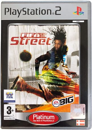FIFA Street (platinum) PS2