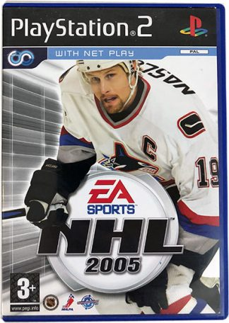NHL 2005 PS2