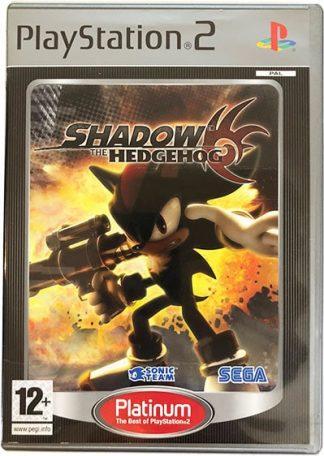 Shadow the Hedgehog (platinum) PS2