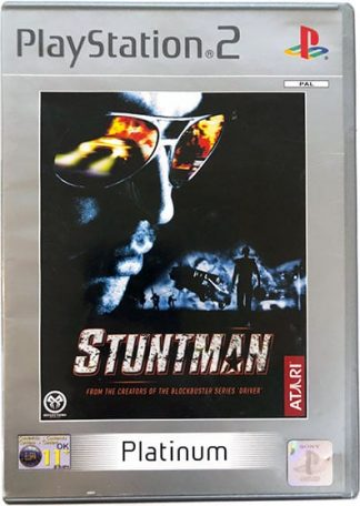 Stuntman (platinum) PS2