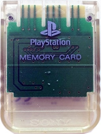 1MB Sony PS1 Memory Card scph-1020