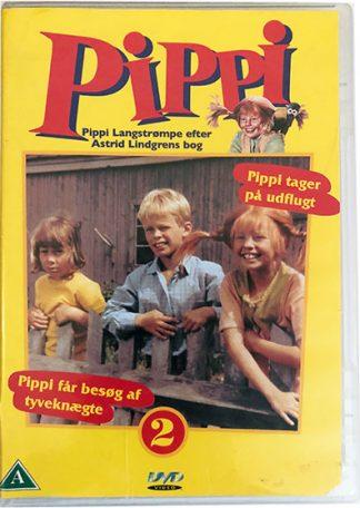 Pippi Langstrømpe får besøg af tyveknægte DVD