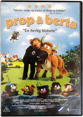 Prop & Berta DVD