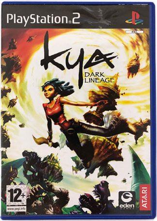 Kya Dark Lineage PS2