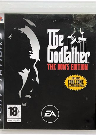 The Godfather The Don's Edition PS3