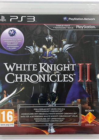 White Knight Chronicles II PS3