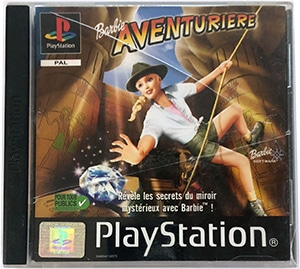 Barbie Aventuriere PS1