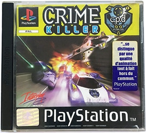 Crime Killer PS1