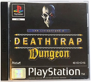 Deathtrap Dungeon PS1