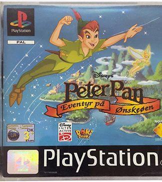 Disneys Peter Pan Eventyr på Ønskeøen PS1