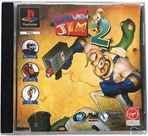 EarthWorm Jim 2 PS1