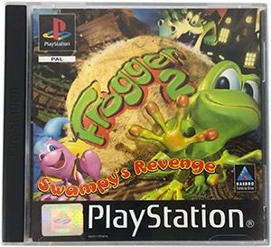 Frogger 2 Swampy's Revenge PS1