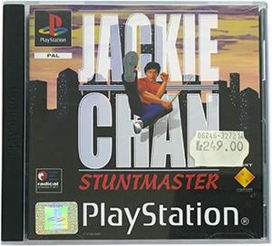 Jackie Chan Stuntmaster PS1