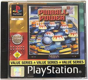 Pinball Power PS1