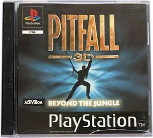 Pitfall 3D Beyond The Jungle PS1