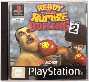 Ready 2 Rumble Boxing Round 2 PS1