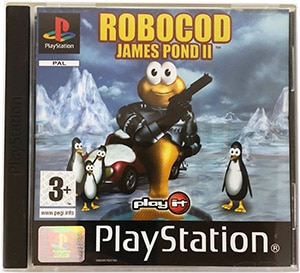 Robocod James Pond II PS1