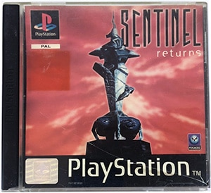 Sentinel Returns PS1