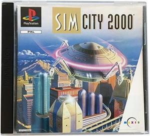 SimCity 2000 PS1