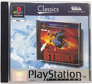 Soviet Strike (platinum) PS1