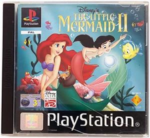 The Little Mermaid II PS1