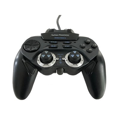 Analog PlayStation Controller saitek