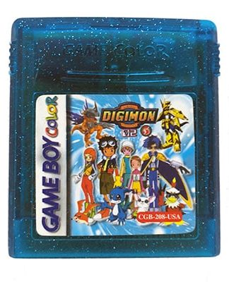 Digimon 02 5 (CGB-208-USA) til Game Boy Color