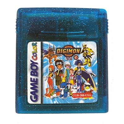 Digimon 02 5 (CGB-208-USA) til Game Boy Color