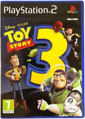 Disney Pixar Toy Story 3 PS2