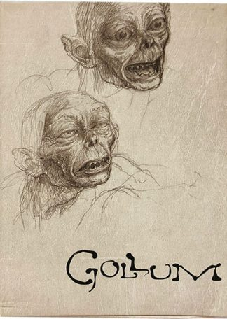 "Gollum - ""Sméagol"" Collectible DVD"