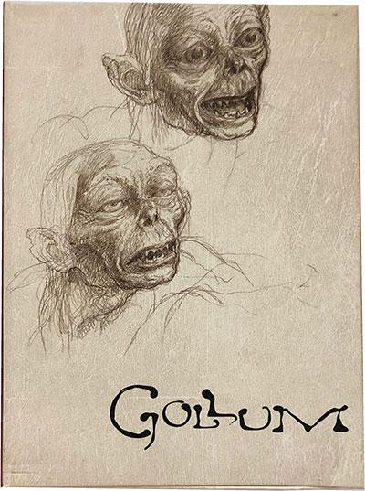 """Gollum - """"Sméagol"""" Collectible DVD"""