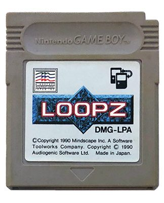 LoopZ Game Boy