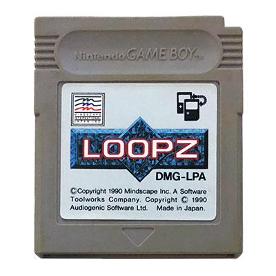 LoopZ Game Boy