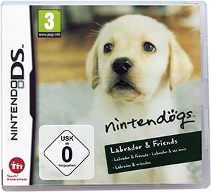Nintendogs Labrador & Friends Nintendo DS