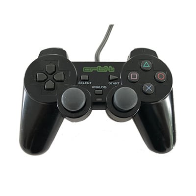 Analog PlayStation Controller til PS1 og PS2