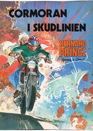 Bernard Prince 5 - Cormoran i Skudlinien