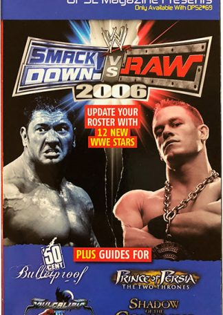 Presents #69 - SmackDown! vs Raw 2006 Roster Update