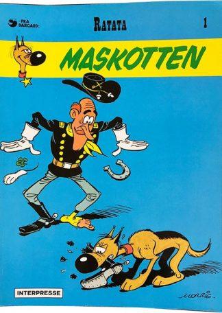 Ratata 1 Maskotten - Tegneserie album