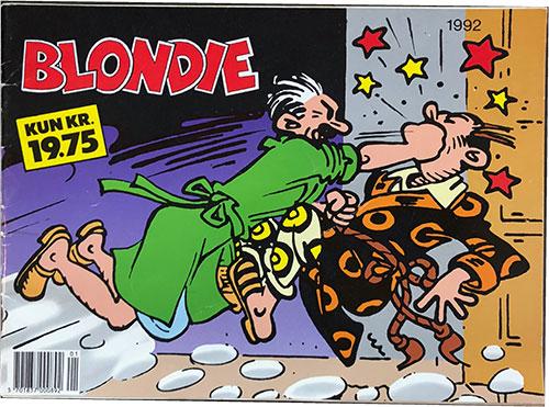 Blondie 1992
