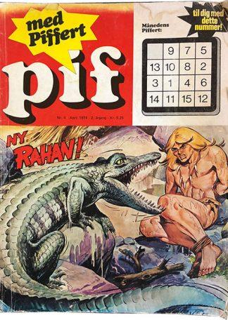 Pif 1974 Nr. 4 Ny Rahan