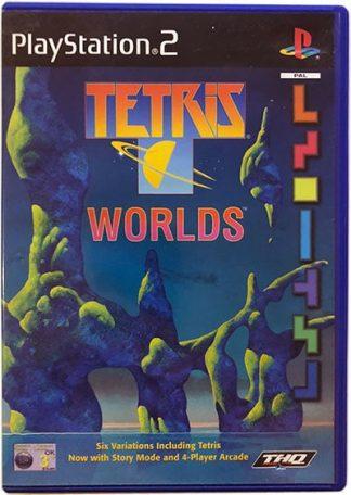 Tetris Worlds PS2