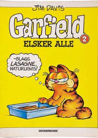 Garfield 2 Elsker Alle