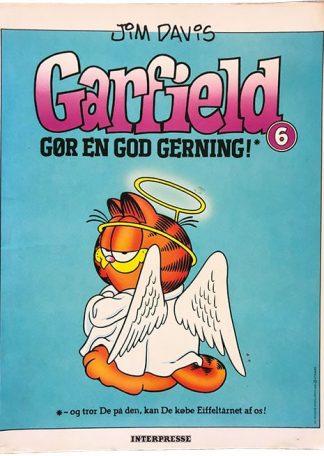 Garfield 6 Gør en god gerning