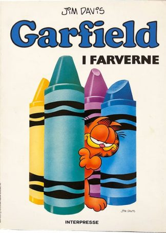 Garfield Farvealbum 2