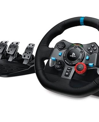 Logitech G29 Driving Force racerrat