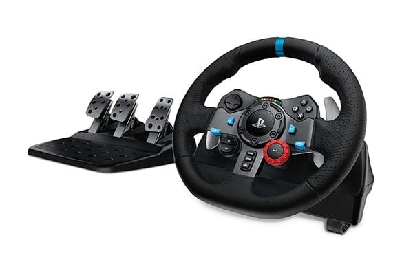 Logitech G29 Driving Force racerrat