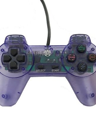 Max Play controller til PS1 og PS2