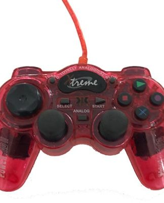 Xtreme Power Pad II dual shock PS2 controller